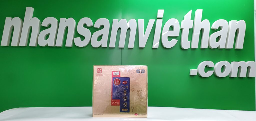 Hình ảnh: Cao hồng sâm Hàn Quốc KGS 240g x 2 lọ