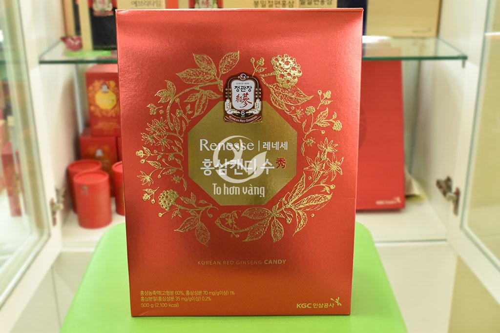Kẹo hồng sâm chính phủ 500g Cheong Kwan Chang: 480,000 ₫