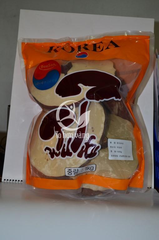 Hình ảnh Nấm Linh Chi Bao Tử Hàn Quốc