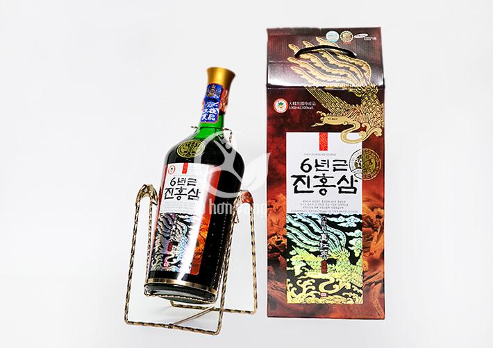 Hình ảnh Nước Hồng Sâm 3000ml Hàn Quốc Teawong