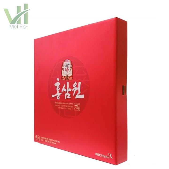 Góc sản phẩm nước hồng sâm Cheong Kwan Jang 30 gói