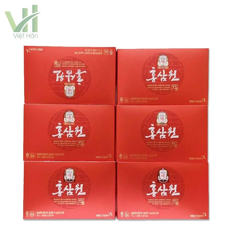 Sản phẩm nước hồng sâm Cheong Kwan Jang 30 gói