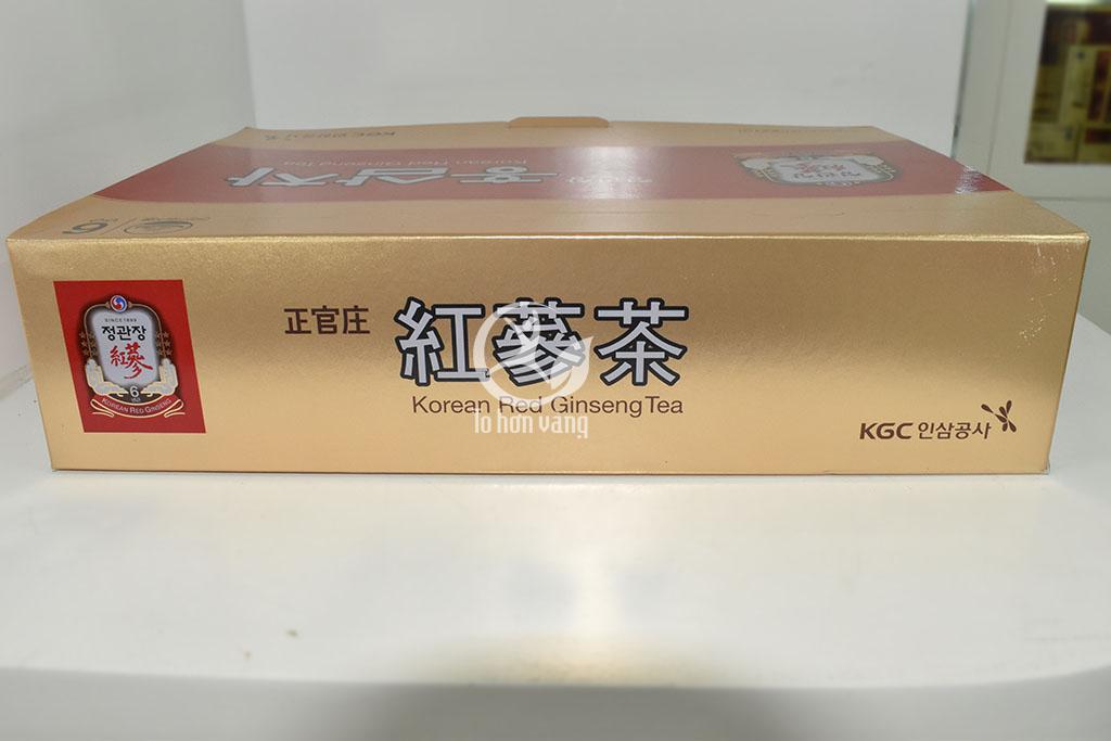 Hình ảnh thông tin hãng Trà Hồng Sâm Chính Phủ Hàn Quốc Cheong Kwan Chang - KGS 100 Gói