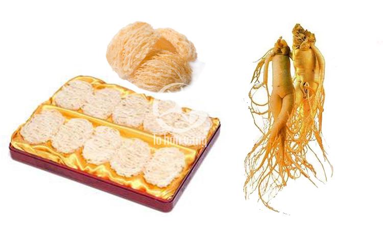 Thành phần chính tạo nên dinh dưỡng cho món ăn