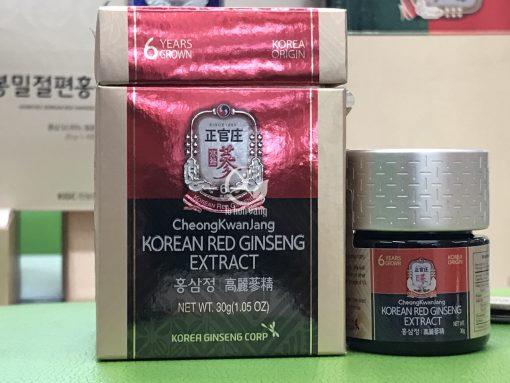 Hình ảnh: Cao hồng sâm Hàn Quốc KGC 30g x 1 lọ