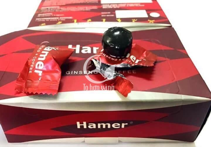 Tuyệt đối không sử dụng kẹo sâm Hamer đối với những trẻ em dưới 18 tuổi, phụ nữ có thai và cho con bú