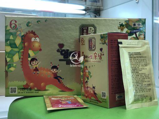 Hình ảnh: Hồng sâm baby hươu cao cổ Pocheon