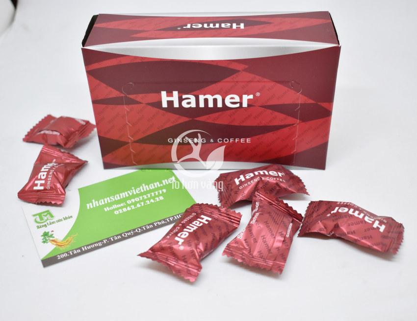 Sử dụng kẹo sâm Hamer trong thời gian dài mang đến tinh thần tỉnh táo, tập trung