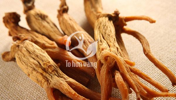 Hồng sâm khô Hàn Quốc là thực phẩm chức năng có tác dụng hỗ trợ tốt cho người cao huyết áp