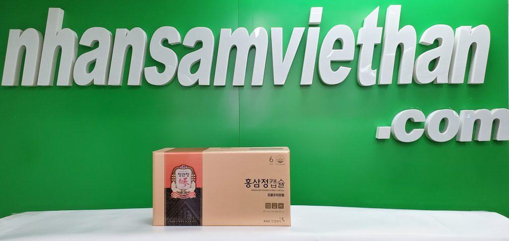 Hình ảnh: Viên hồng sâm chính phủ Hàn Quốc KGC 150 viên x 2 hộp