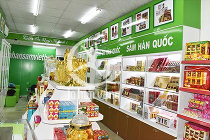 Hệ thống cửa hàng quy lớn, nhiều chi nhánh tạo sự tin tưởng đối với khách hàng
