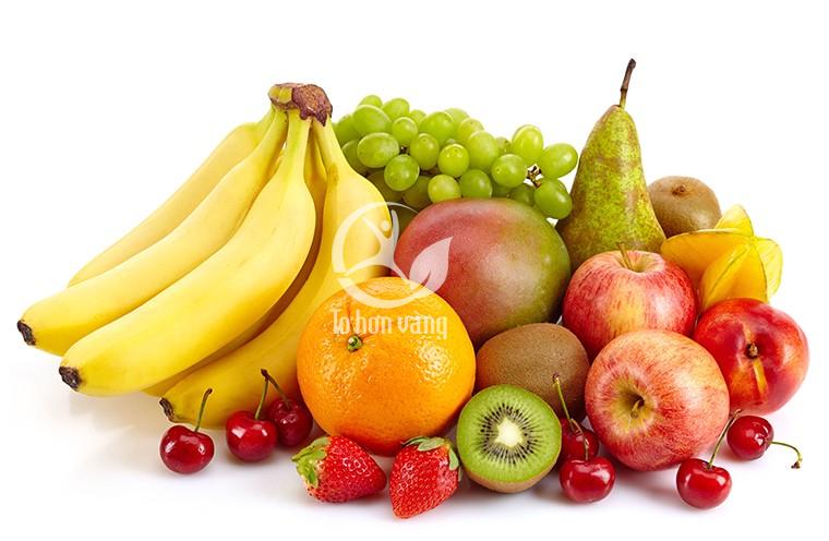 Trái cây là thực phẩm tốt nhất cho sức khỏe của người già