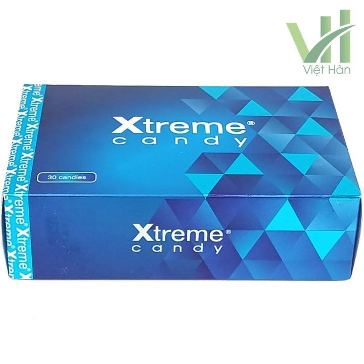 Sản phẩm kẹo sâm Xtreme dành cho phái mạnh - 1 hộp 30 viên