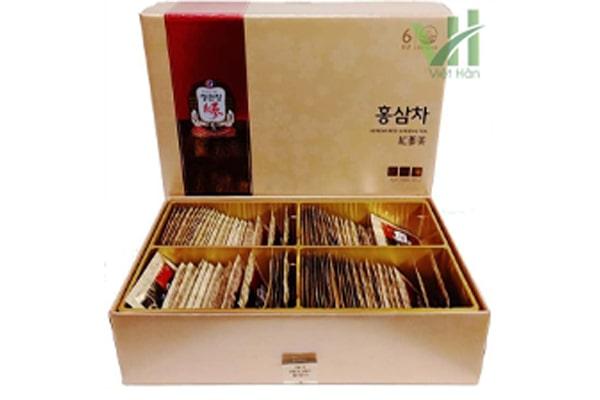 Hình ảnh: Hộp trà hồng sâm Hàn Quốc KGC